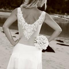 svatební šaty Tereza Sabáčková - Adriana