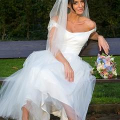 svatební šaty Tereza Sabáčková - Audrey