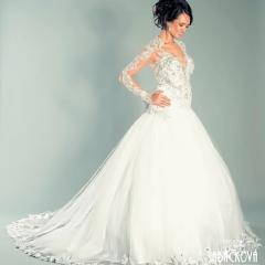 svatební šaty Tereza Sabáčková - Dubai