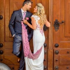 svatební šaty Tereza Sabáčková - Geminy