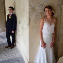 svatební šaty Tereza Sabáčková - Gatsby