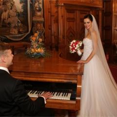 svatební šaty Tereza Sabáčková - Lída
