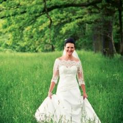 svatební šaty Tereza Sabáčková - Meadow