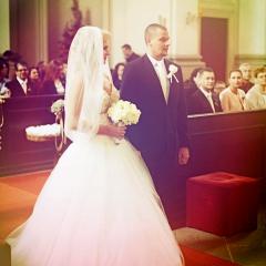 svatební šaty Tereza Sabáčková - Mirka