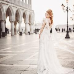 svatební šaty Tereza Sabáčková - Syringa