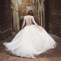 svatební šaty Tereza Sabáčková- Venezia